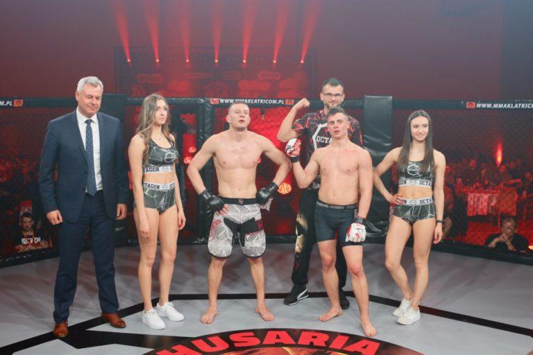Gala sportów walki Husaria Fight Night po raz drugi w Rząśni