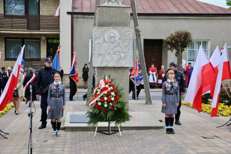 Uroczyste obchody Święta Konstytucji 3 Maja w Działoszynie
