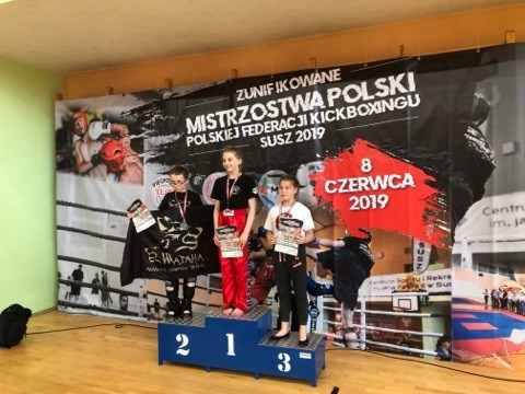 ASW WATAHA – 5 zawodników, 16 medali