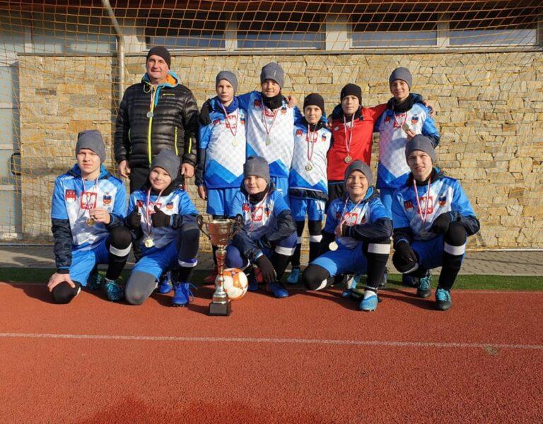 LKS Zawisza Pajęczno rocznik 2007/2008 wygrywa na Podhale CUP