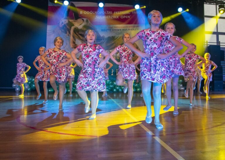 III Ogólnopolski Festiwal Tańca w Sulmierzycach