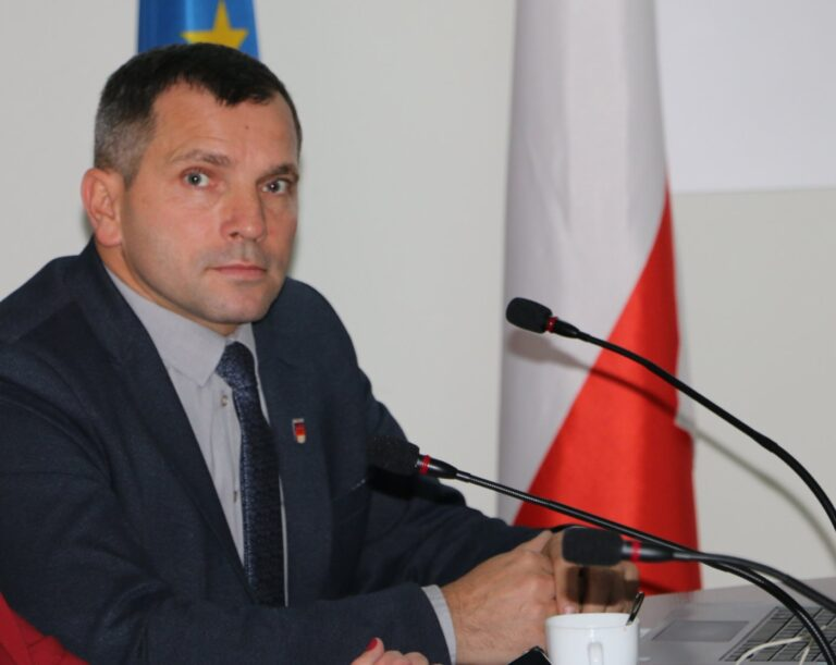 Burmistrz Pajęczna zakażony koronawirusem