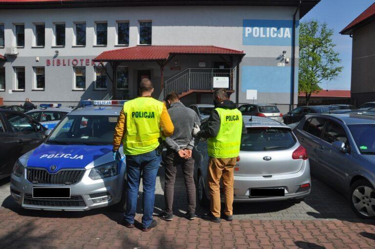 10 osób zatrzymanych w związku z narkotykowym procederem