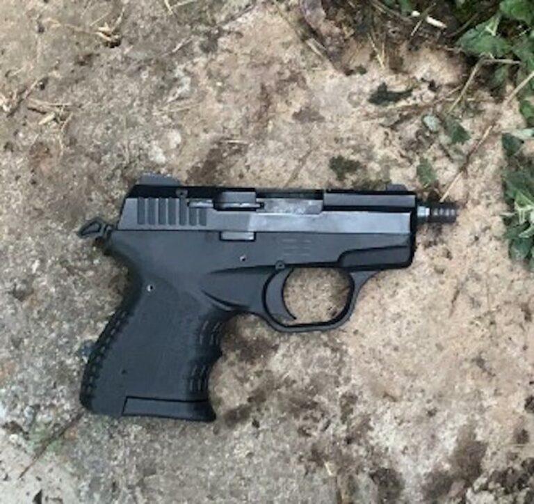 Mieszkaniec Działoszyna zatrzymany za nielegalne posiadanie broni