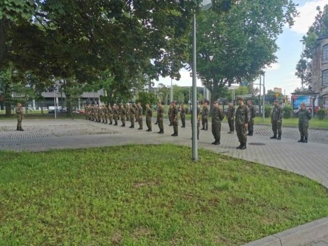 Ponad 50 łódzkich Terytorialsów rozpoczęło szkolenie w Szkole Podoficerskiej SONDA