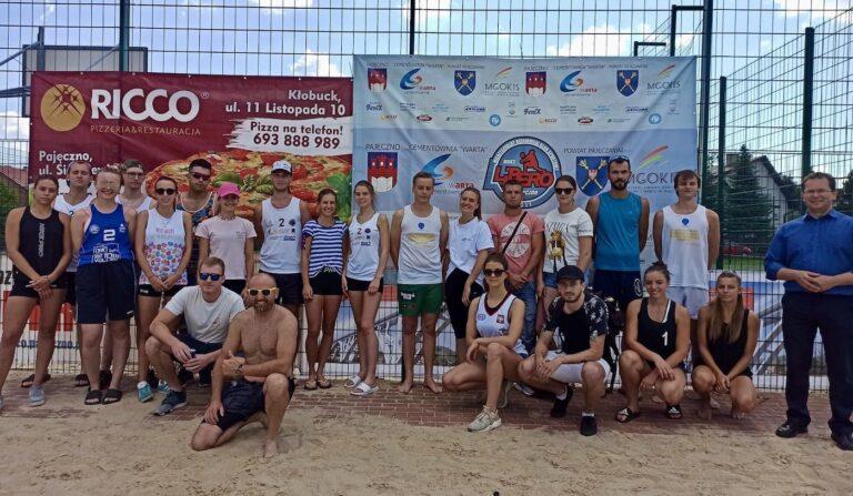 Turniej siatkówki plażowej Ricco Cup