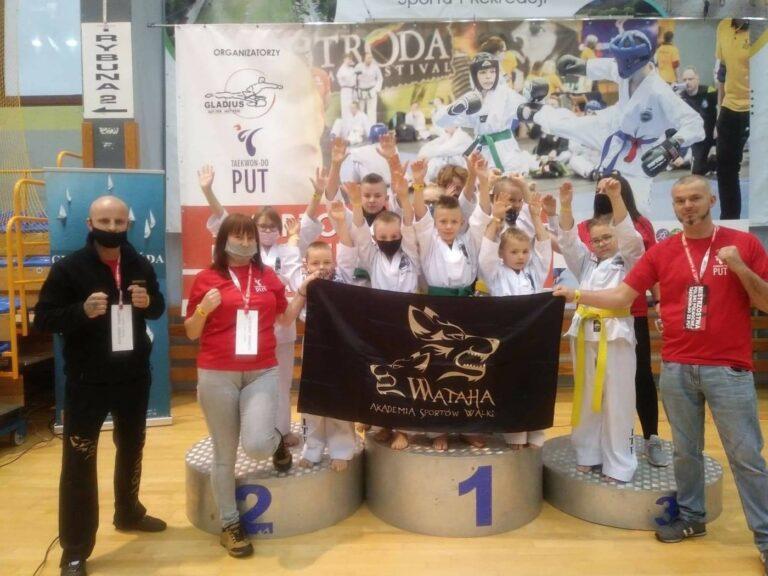 WATAHA zdobywa 9 medali