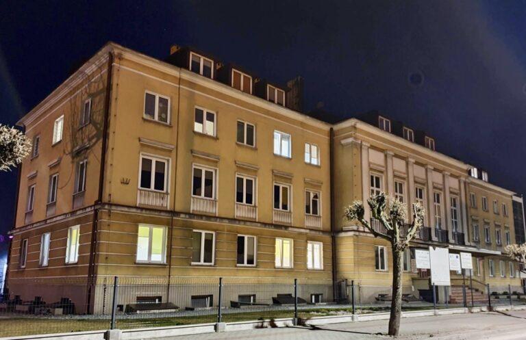 Szpital w Pajęcznie będzie leczył pacjentów z COVID-19