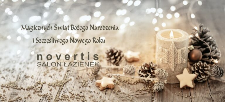 Życzenia od firmy Novertis