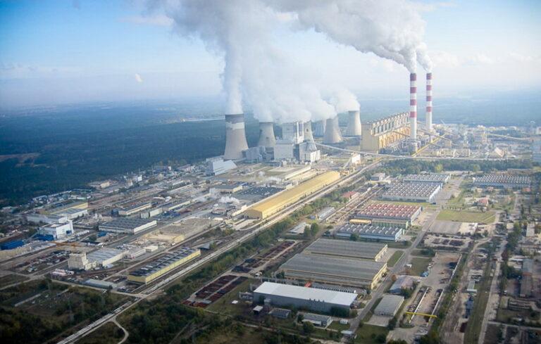 Ogromna awaria w elektrowni Bełchatów