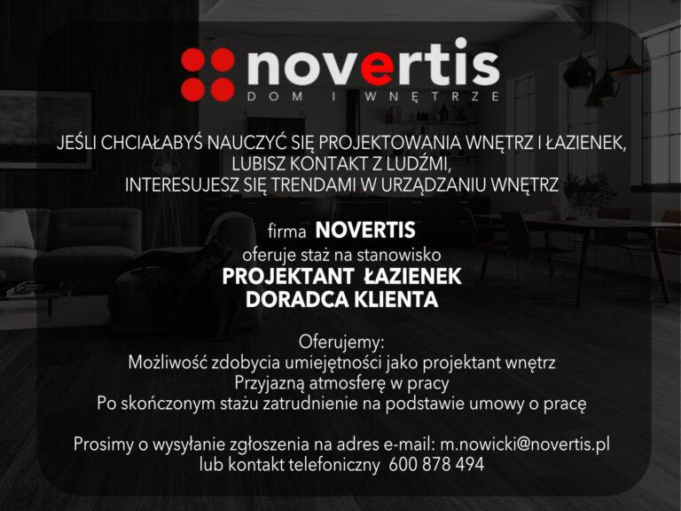 Dołącz do NOVERTIS