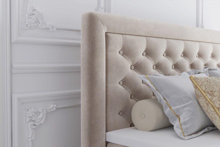 Sypialnia w wielkim stylu – powiew luksusu i przytulności