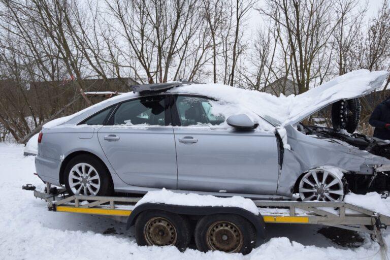Policja zatrzymała właściciela warsztatu samochodowego