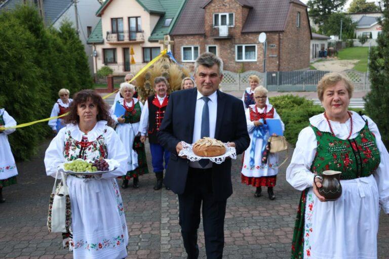 Dożynki parafialne w Trębaczewie [ZDJĘCIA]