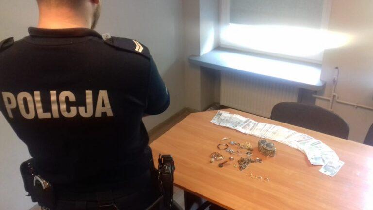 Areszt dla złodziei, którzy okradli dom na 160 tysięcy złotych.