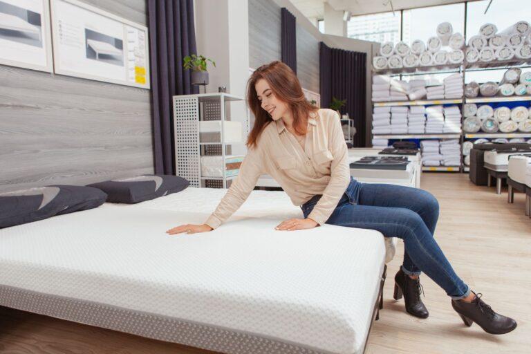 Materac w Mysłowicach – zdrowy i komfortowy sen w Twojej sypialni