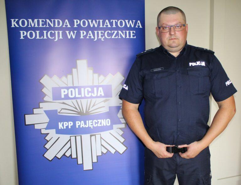Miał 4 promile – zatrzymał go rzecznik policji