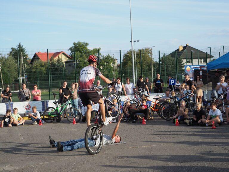 Rowerowe święto w Pajęcznie