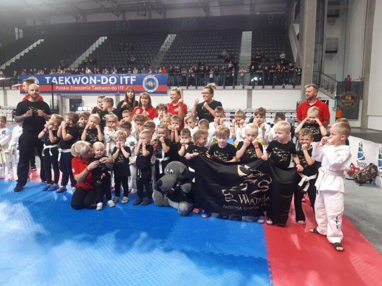 Mistrzostwa Polski w Taekowndo – sukcesy Watahy